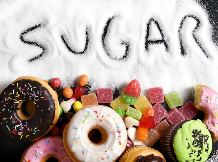 Want to know how much sugar you should eat per day? Learn how to live the low sugar lifestyle!