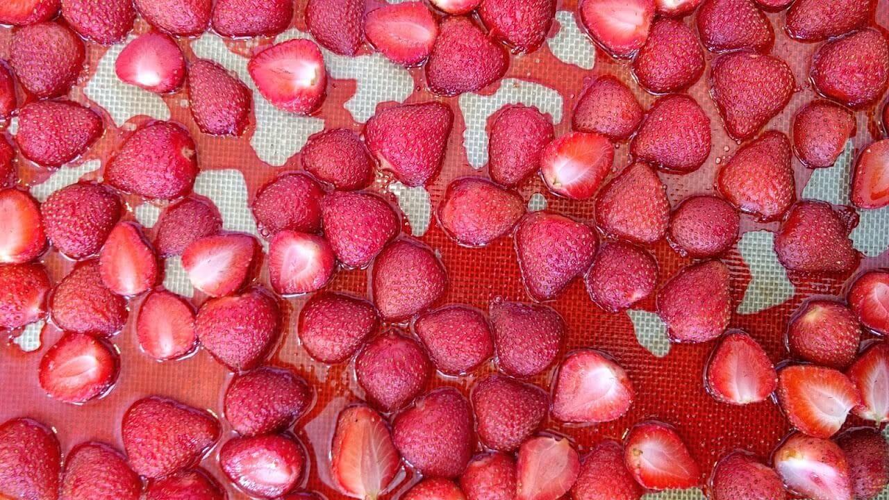 Vanilla Roasted Strawberries Recipe