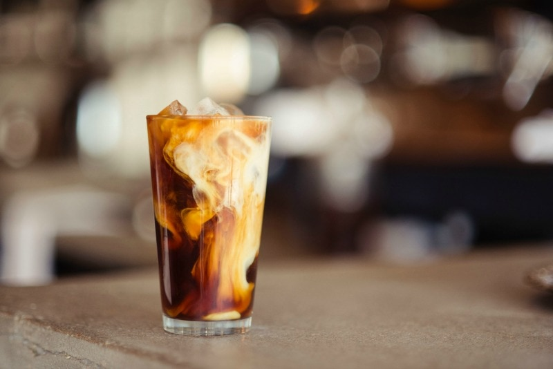 Sugar Free Iced Coffee Drinks