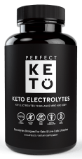 keto product guide electrolytes black bottle