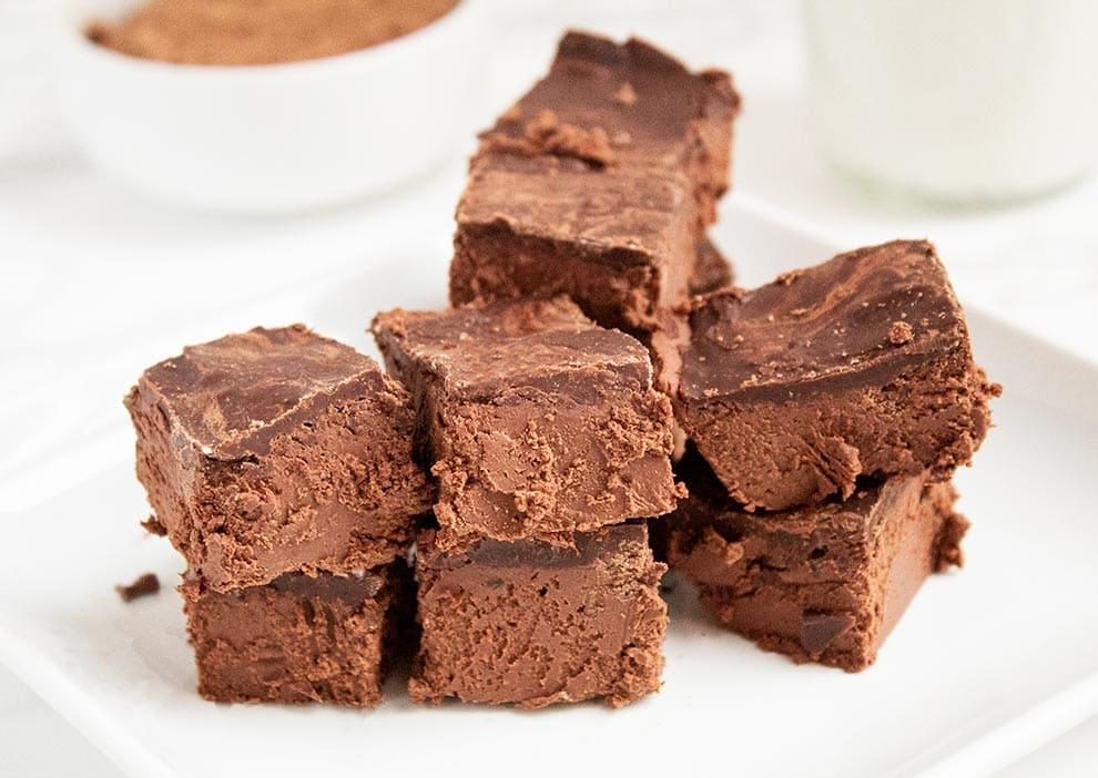 Keto Chocolate Heaven {Keto Dessert}! - Forget Sugar Friday
