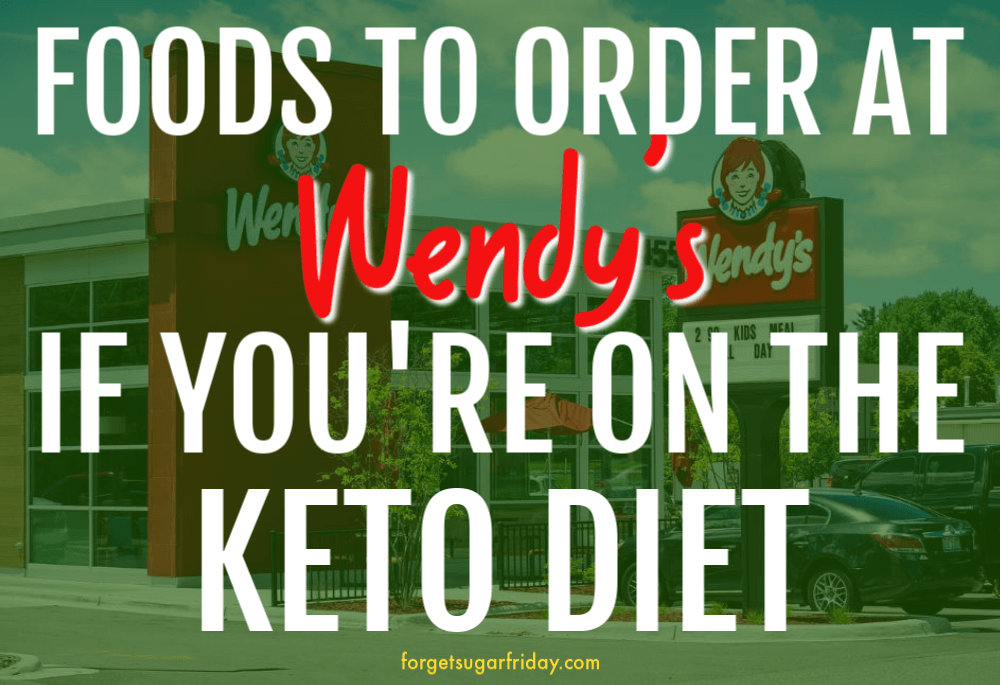 can i have wendys chili on keto diet