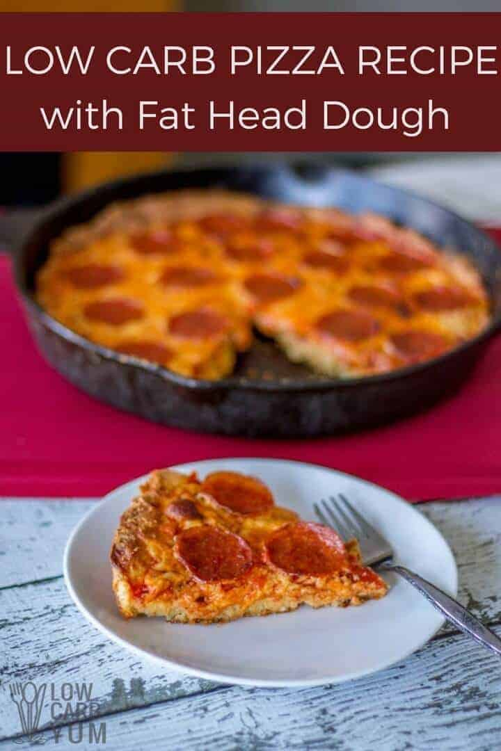 keto pizza recipes with cheese and pepperoni on dish