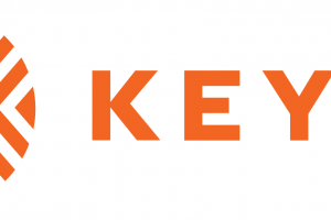 keyto logo in orange and white