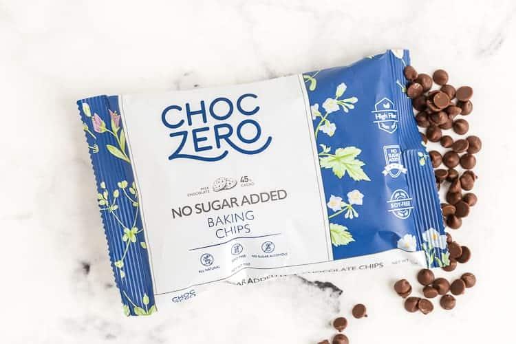 choczero coupon for bag of choczero milk chocolate chips